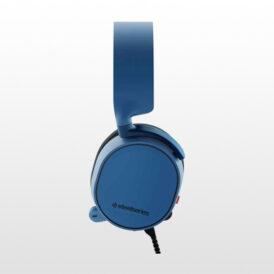 هدست گیمینگ SteelSeries Arctis 3 Bluetooth – Boreal Blue