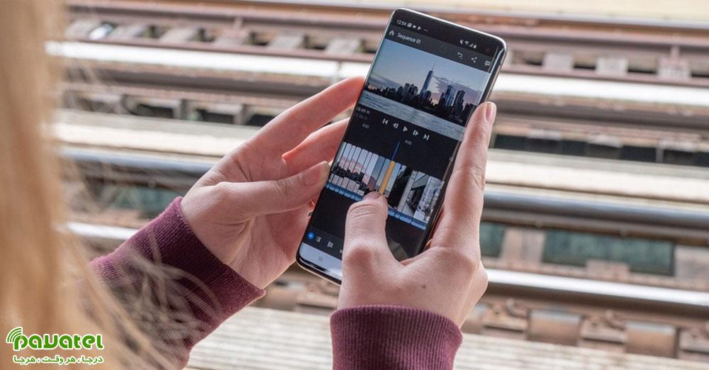 بهترین اپلیکیشن های ویرایش ویدیو در موبایل