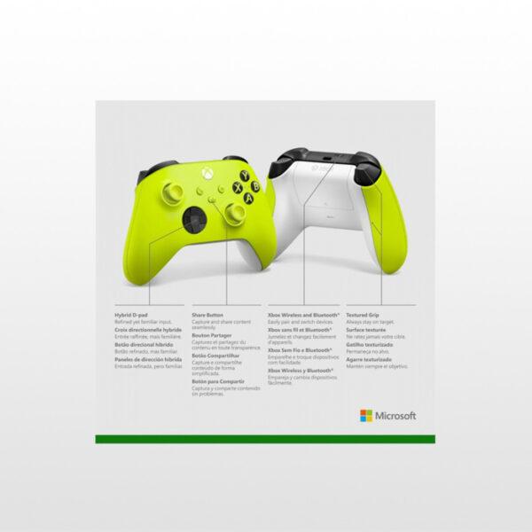 دسته ایکس باکس Xbox Wireless Controller Series Electric Volt