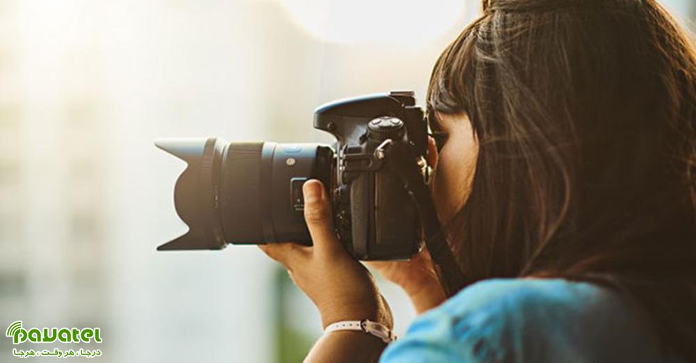 بهترین دوربین های عکاسی در سال 1400