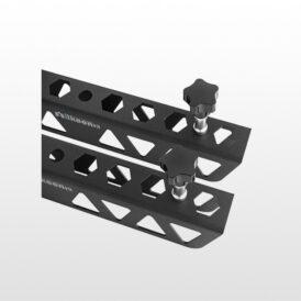 تبدیل پایه فون سه تایی ایلکین ilkeen Triple Crossbar Background Support Stand