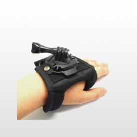 مانت دستکشی گوپرو بامانت چرخشی360درجه سایزکوچک-H132