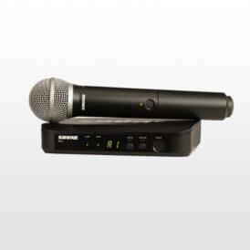 میکروفن بی سیم دستی شور SHURE BLX24/PG58 microphone
