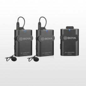 میکروفن بی سیم بویا BOYA Dual BY-WM4 Pro-K2 Wireless Microphone