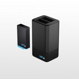 شارژر باتری گوپرو مکس Gopro MAX Dual Battery Charger