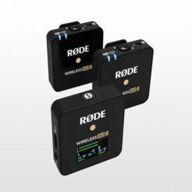 میکروفن بی سیم رُد Rode Wireless GO II Compact Digital Wireless Microphone