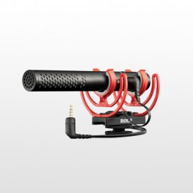 میکروفن رُد Rode Videomic NTG Hybrid Analog/USB Camera-Mount Microphone