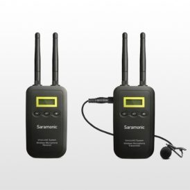 میکروفن بیسیم سارامونیک Saramonic VmicLink5 TX+RX lavalier wireless microphone