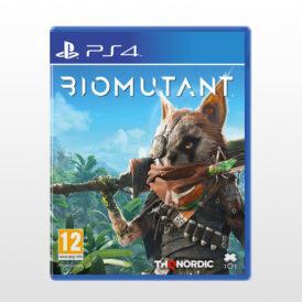 بازی پلی استیشن 4 - Biomutant