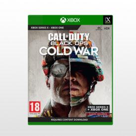 بازی ایکس باکس Call of Duty Black Ops: Cold War
