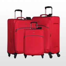 چمدان برزنتی چلینی Cellini