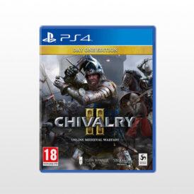 بازی پلی استیشن 4 - Chivalry 2 Day One Edition