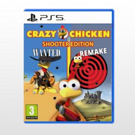 بازی پلی استیشن 5 - Crazy Chicken Shooter Edition