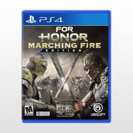 بازی پلی استیشن 4 - For Honor Marching Fire Edition