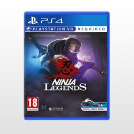 بازی پلی استشن 4 - Ninja Legends - VR