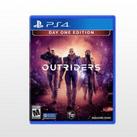 بازی پلی استیشن 4 - Outriders Day One Edition