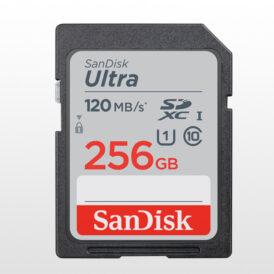 کارت حافظه سندیسک SanDisk 256GB Ultra UHS-I SDXC