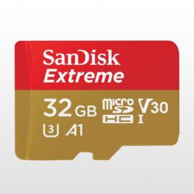 کارت حافظه سندیسک SanDisk Micro SDHC A1 32GB 100MB/S 667X