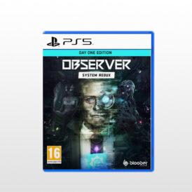 بازی پلی استیشن 5 - Observer: System Redux Day One Edition