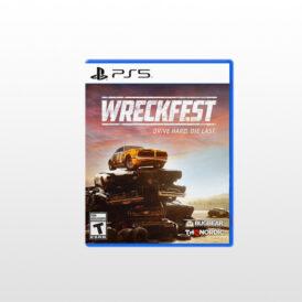 بازی پلی استیشن 5 - Wreckfest