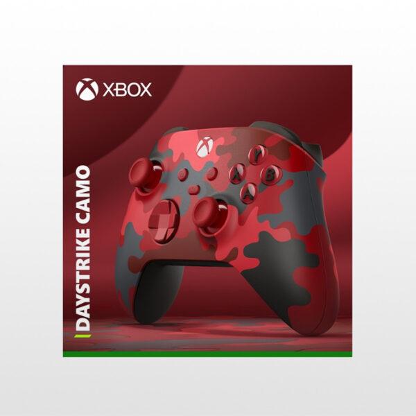 دسته ایکس باکس Xbox Wireless Controller Series Daystrike Camo