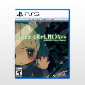 بازی پلی استیشن 5 - void tRrLM();++ // Void Terrarium++ Deluxe Edition