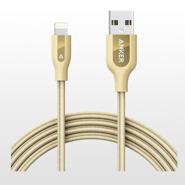 کابل تبدیل USB به لایتنینگ انکر A8122