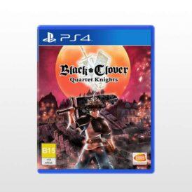 بازی پلی استیشن 4 - Black Clover: Quartet Knights