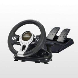 فرمان و پدال Euro Quantum Game Racing Wheel/Xbox One/PS4/PC