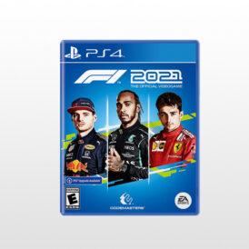 بازی پلی استیشن 4 - F1 2021