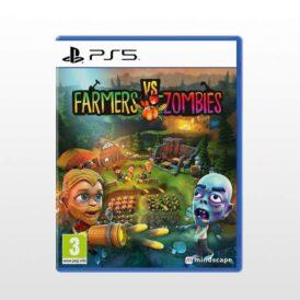 بازی پلی استیشن 5 - Farmers vs Zombies