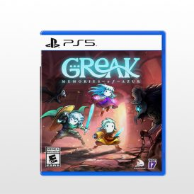 بازی پلی استیشن 5 - Greak: Memories of Azur