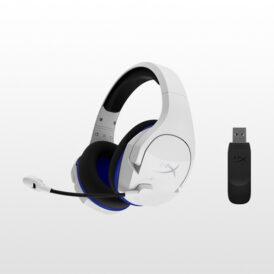 هدست بی سیم گیمینگ مخصوص HyperX Cloud Stinger Core Wireless for PS5/PS4