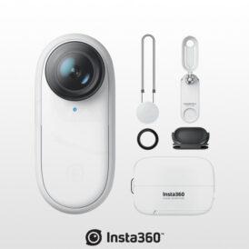 دوربین فیلمبرداری اینستا 360 مدل Go 2