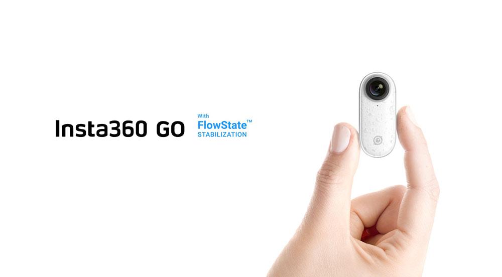 دوربین ورزشی Insta360 Go