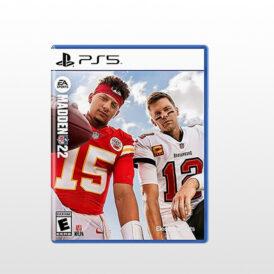 بازی پلی استیشن 5 - Madden NFL 22