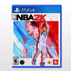 بازی پلی استیشن 4 - NBA 2k22