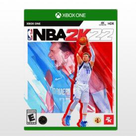 NBA 2k22 -بازی ایکس باکس