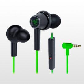 هدست گیمینگ Razer Hammerhead Duo In-Ear- Console-Green