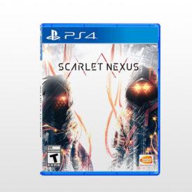 بازی پلی استیشن 4 - Scarlet Nexus