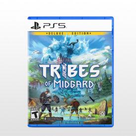 بازی پلی استیشن 5 - Tribes of Midgard Deluxe Edition