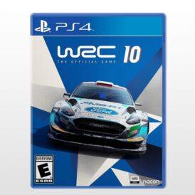 بازی پلی استیشن 4 - WRC 10