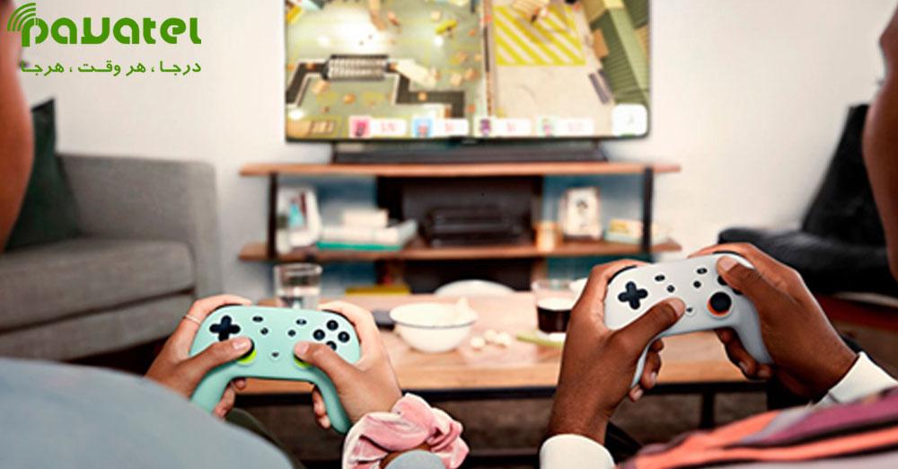 امنیت بازی های آنلاین
