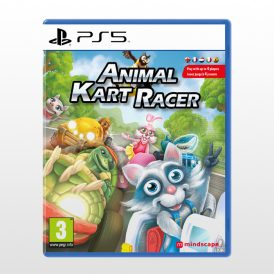 بازی پلی استیشن 5 - Animal Kart Racer