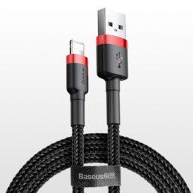 کابل تبدیل USB به لایتینگ بیسوس BASEUS CALKLF-BG1