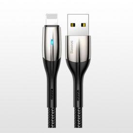 کابل تبدیل USB به لایتینگ بیسوس BASEUS CALSP-B01