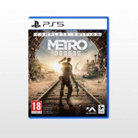 بازی پلی استیشن 5 - Metro Exodus Complete Edition
