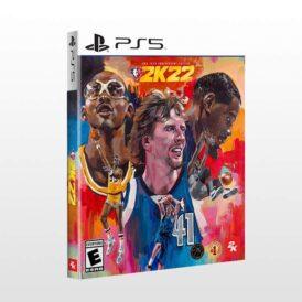 بازی پلی استیشن 5 -NBA 2k22 75th Anniversary Edition
